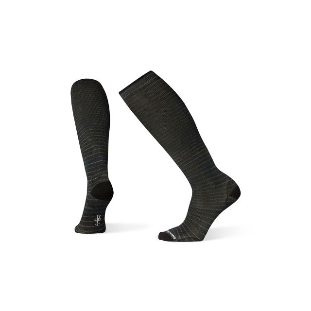 Smartwool - Men's Compression Crusin' Along Print OTC in Sioux Falls SD