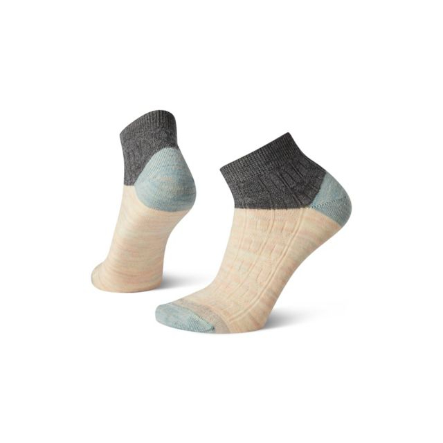 Smartwool - Women's Everyday Cable Ankle Boot Socks in Marion IA