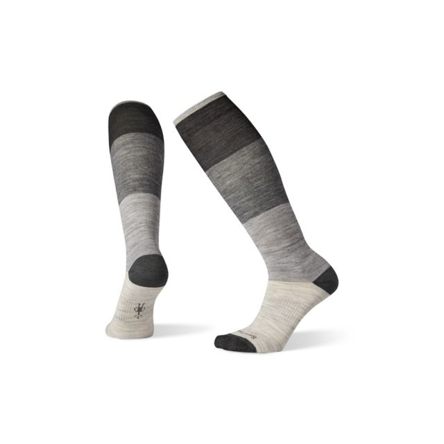 Smartwool - Women's Everyday Compression Color Block Over the Calf Socks in Sioux Falls SD