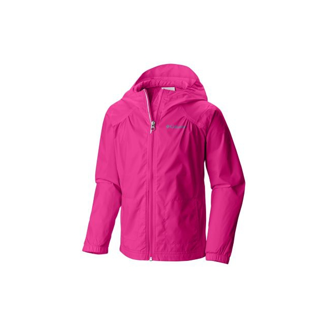 Columbia - Toddler Girl's Switchback Rain Jacket