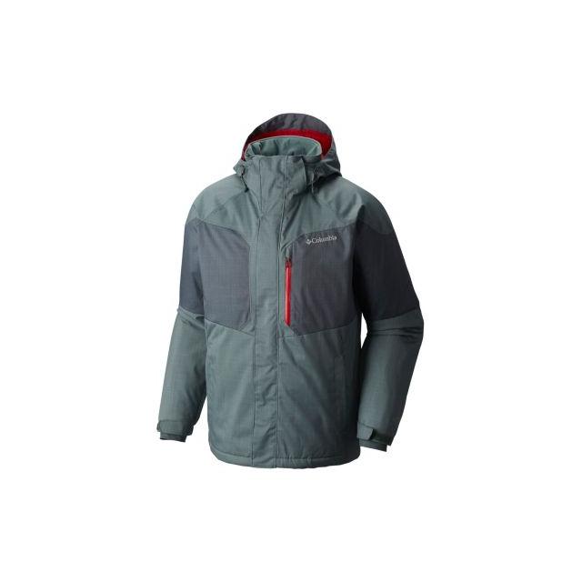 Columbia - Men's Extended Alpine Action Jacket