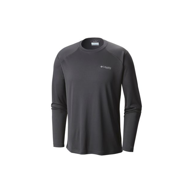 Columbia - Men's Blood And Guts III Long Sleeve Knit Shirt