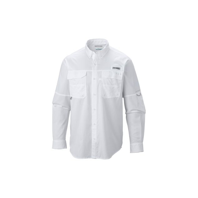 Columbia - Men's Blood And Guts III Long Sleeve Woven Shirt