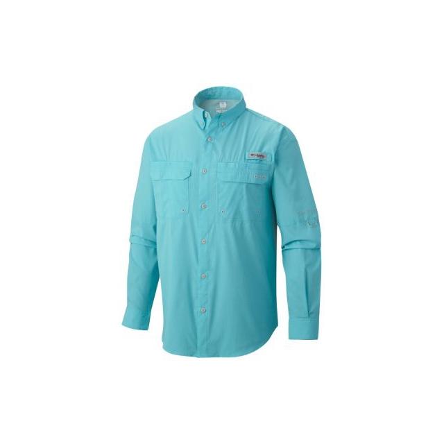 Columbia - Men's Cast Away Zero Woven Long Sleeve Shirt