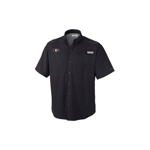 Columbia - Men's Collegiate Tamiami Short Sleeve Shirt