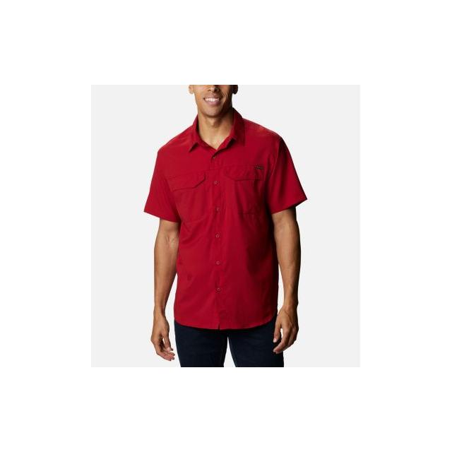 Columbia - Men's Silver Ridge Lite Short Sleeve Shirt in Chelan WA
