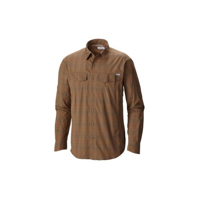 Columbia - Men's Silver Ridge Plaid Long Sleeve Shirt