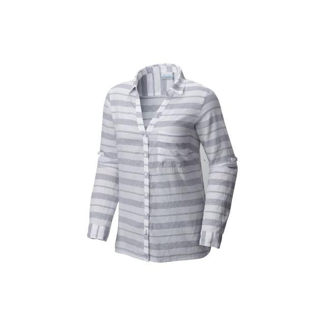 Columbia - Women's Early Tide Long Sleeve Shirt