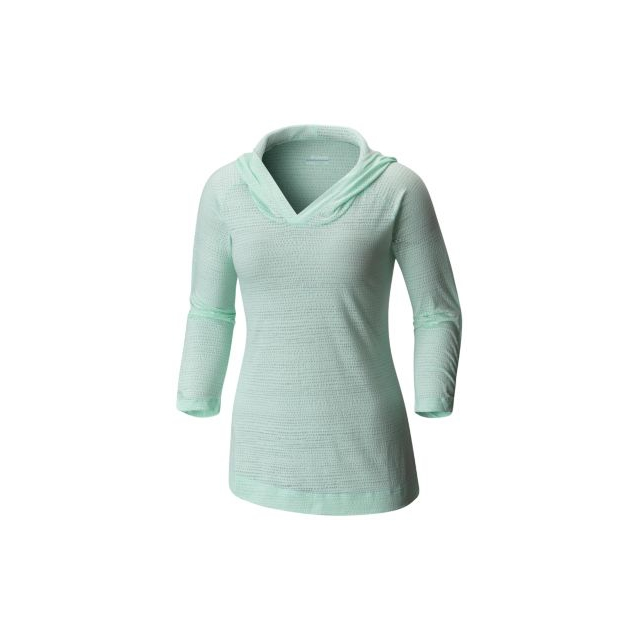 Columbia - Women's See Through You Burnout Hoodie