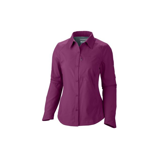 Columbia - Women's Extended Silver Ridge Long Sleeve Shirt