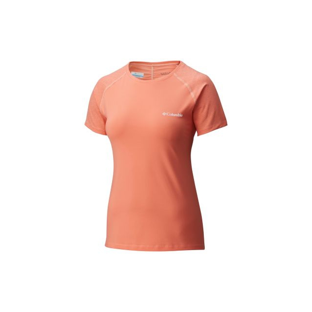 Columbia - Women's Trail Flash Short Sleeve Shirt