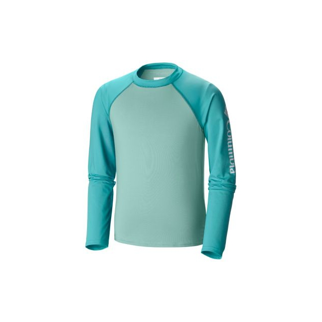 Columbia - Kids Mini Breaker Long Sleeve Sunguard