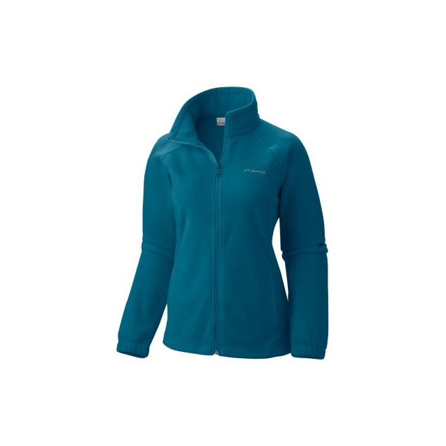 Columbia - Women's Benton Springs Full Zip Fleece Jacket - Plus Size