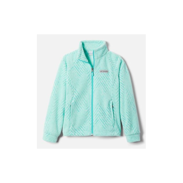 Youth Girls Benton Springs II Printed Fleece