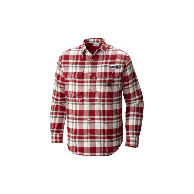 Columbia - Bonehead Flannel Shirt Jacket