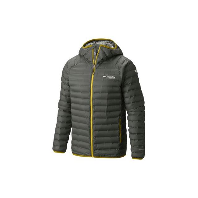 Columbia - Men's Compactor Down Hooded Jacket