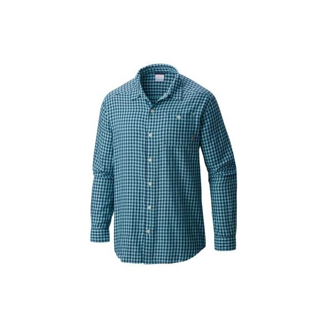 Columbia - Men's Cornell Woods Flannel Long Sleeve Shirt