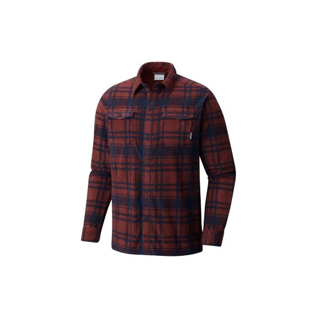 Columbia - Men's Forest Park Printed Overshirt