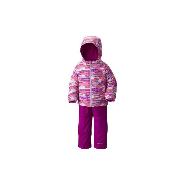 Columbia - Youth Unisex Toddler Frosty Slope Set