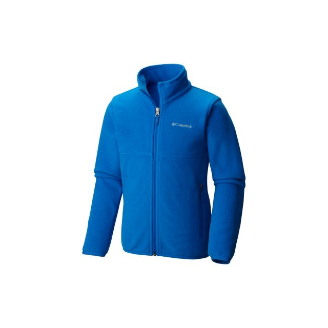 Columbia - Youth Unisex Fuller Ridge 2.0  Full Zip Fleece