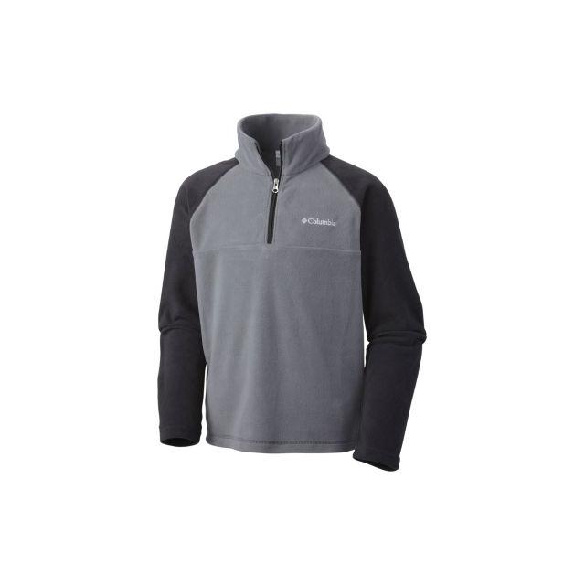 Columbia - Boy's Glacial Fleece Half Zip Jacket
