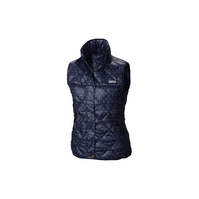 Columbia - Women's Harborside Diamond Quilted Vest