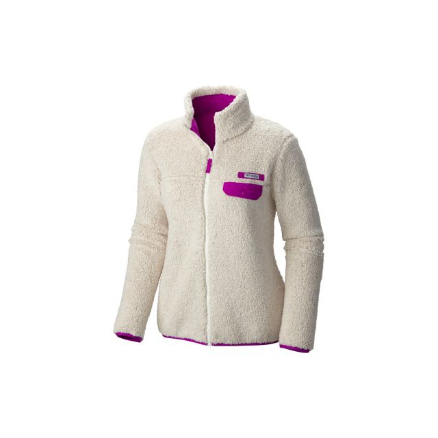 Columbia - Women's Harborside Heavy Weight Fz Fleece