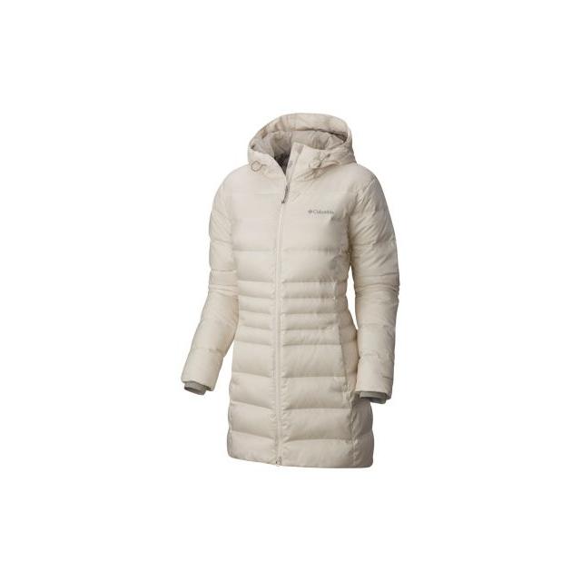 Columbia - Women's Hellfire Mid Down Hooded Jacket