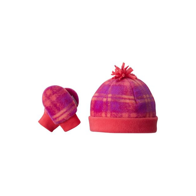 Columbia - Infant Frosty Fleece Hat & Mitten Set