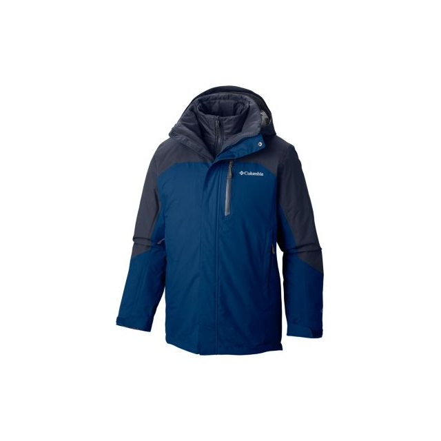 Columbia - Men's Lhotse II Interchange Jacket