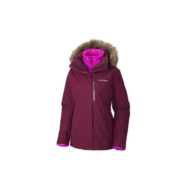 Columbia - Women's Lhotse Interchange Jacket