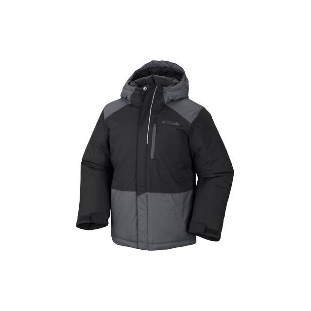c1431083607 Columbia   Youth Boys Toddler Lightning Lift Jacket