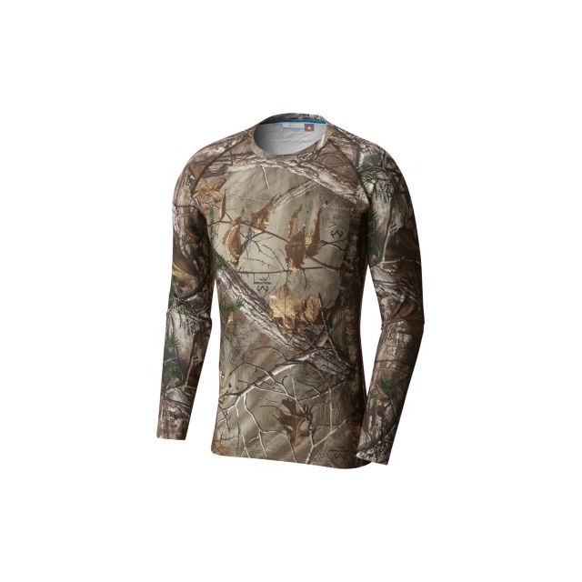 Columbia - Midweight Stretch Print Long Sleeve Top