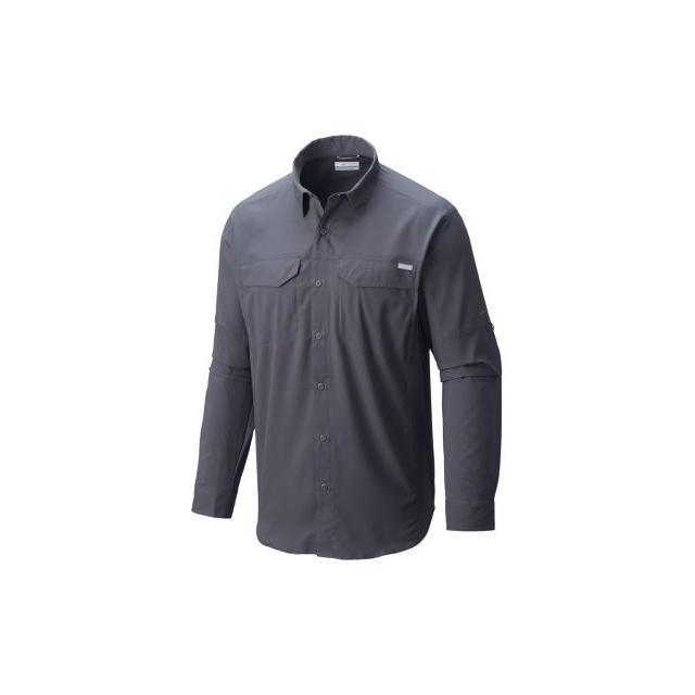 Columbia - Men's Tall Silver Ridge Lite Long Sleeve Shirt