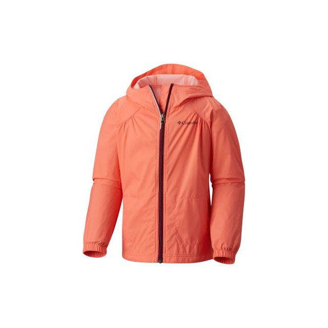 Columbia - Youth Girl's Switchback Rain Jacket