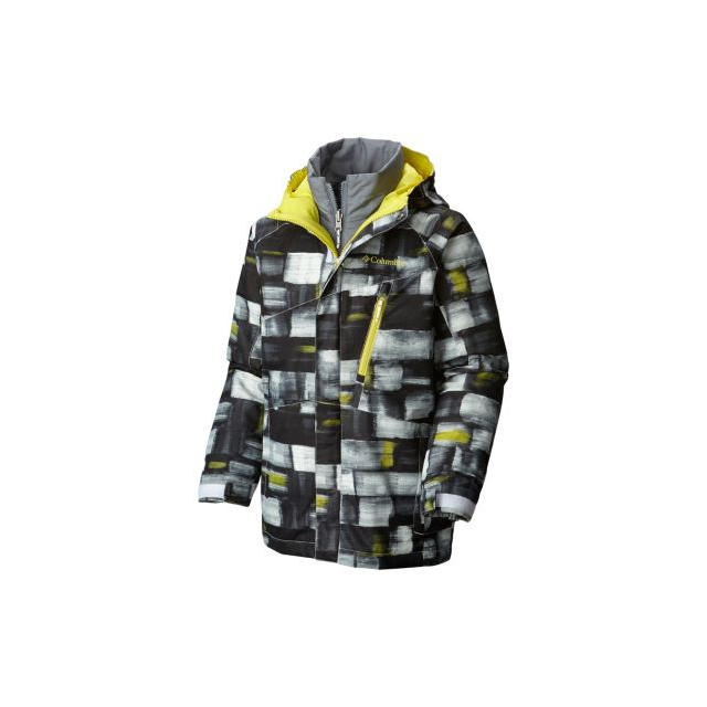 Columbia - Boy's Whirlibird Interchange Jacket