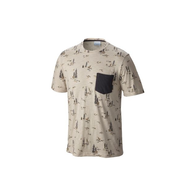 a51f12a2716 Columbia / Men's Lookout Point Pocket Tee
