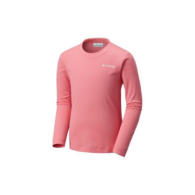 7762650121b Columbia / Kid's PFG Zero Rules Long Sleeve Shirt