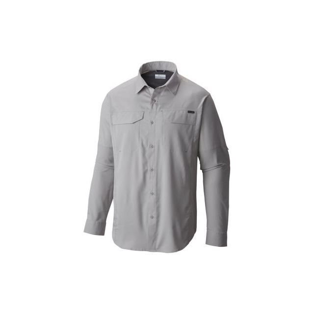 Columbia - Men's Silver Ridge Lite Long Sleeve Shirt in Chelan WA