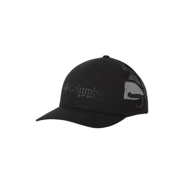 Columbia Unisex PFG Mesh Snap Back Ball Cap