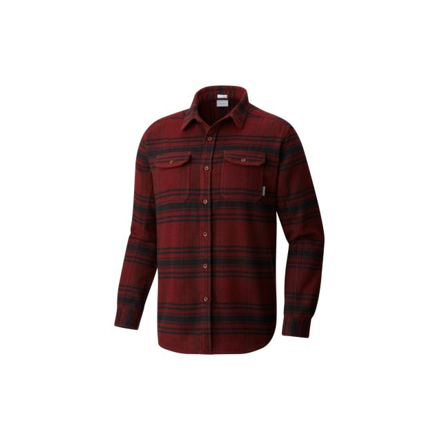 0c78eb18cf3 Columbia / Men's Deschutes River Heavyweight Flannel