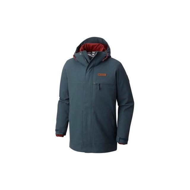 610c3003674 Columbia / Men's Catacomb Crest Interchange Jacket