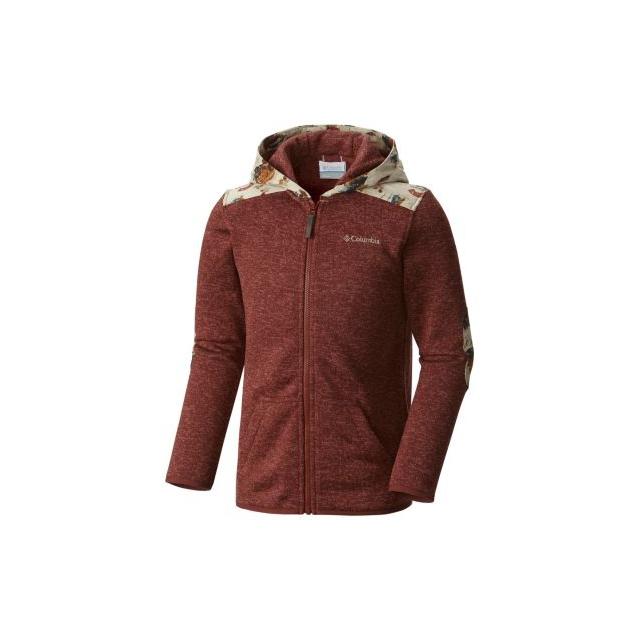 look for best cheap well known Columbia / Boy's Birch Woods II Full Zip Fleece
