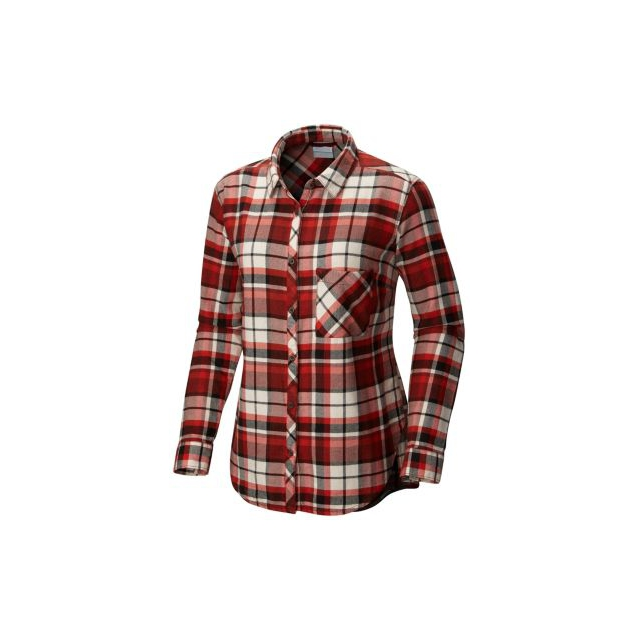 Columbia - Women's Deschutes River Flannel Shirt in Huntington Beach Ca