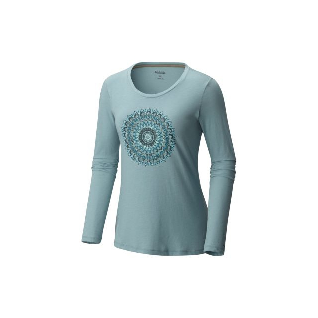 Columbia - Women's Extended Pixel Point Long Sleeve Tee