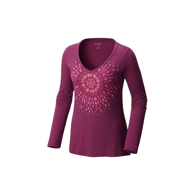 Columbia   Women s Extended Radiation Road Long Sleeve Tee 3d741f0bc2
