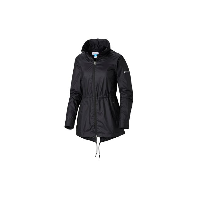 Columbia - Sustina Springs Long Lined Windbreaker