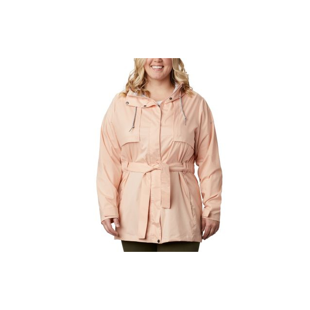 Columbia - Women's Extended Pardon My Trench Rain Jacket in Sioux Falls SD