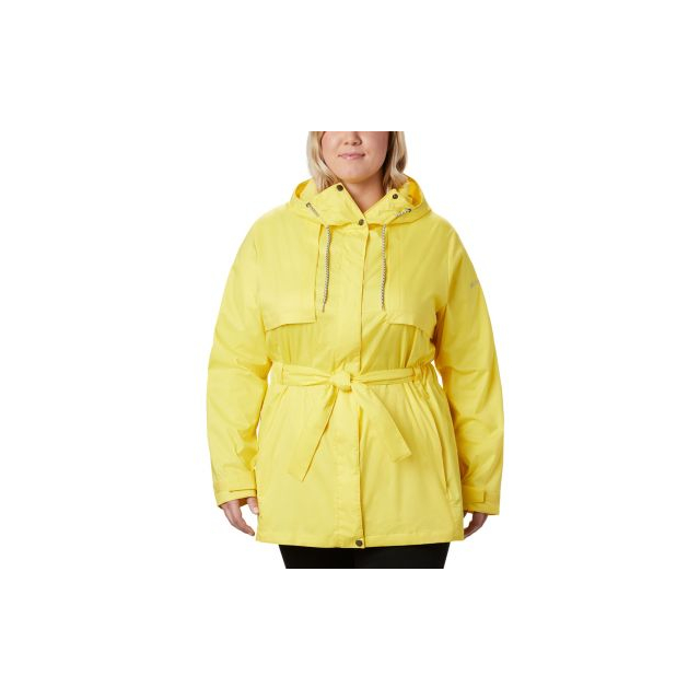 Columbia - Women's Extended Pardon My Trench Rain Jacket