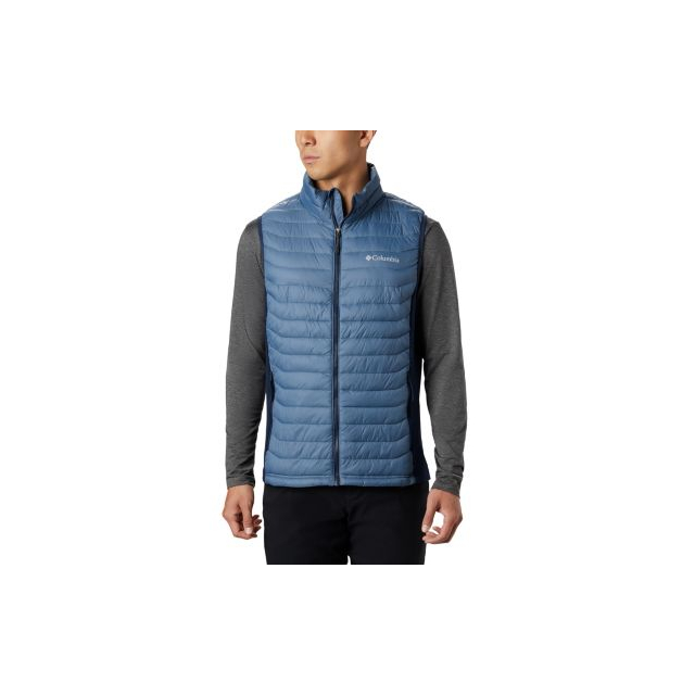 Columbia - Men's Extended Powder Pass Vest in Sioux Falls SD